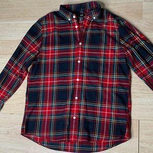 H&M (flannel) shirt size Medium